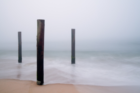 Nixon A Three Beach Pilings